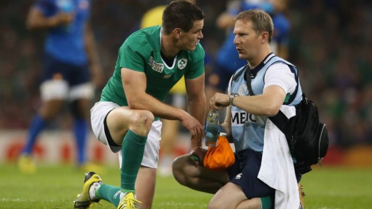 OPINION: It is not sensationalist to be worried about Johnny Sexton's concussion history