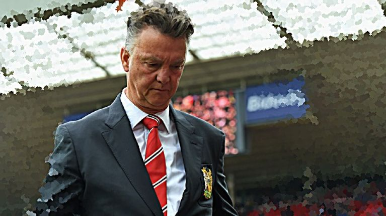 eb3b31f80 The seven mistakes that Louis van Gaal has made since arriving at Old  Trafford