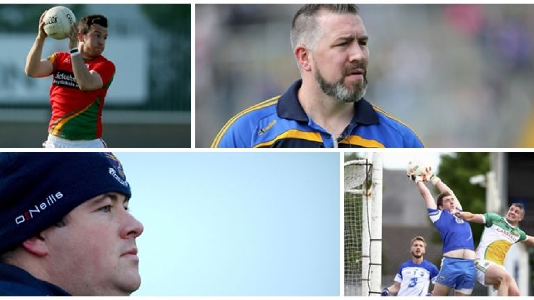 Allianz Football League Division 4: The only way is up for eight basement dwellers