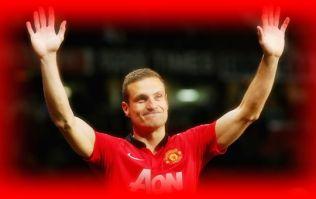 No Manchester United return, no Liverpool shocker... Nemanja Vidic has announced his retirement
