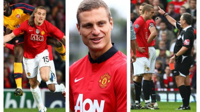 Manchester United (and Liverpool) fans reflect on Nemanja Vidic's playing career