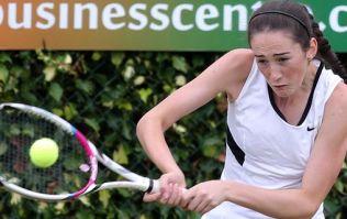Irish teen Georgia Drummy on the cusp of making history at Australian Open