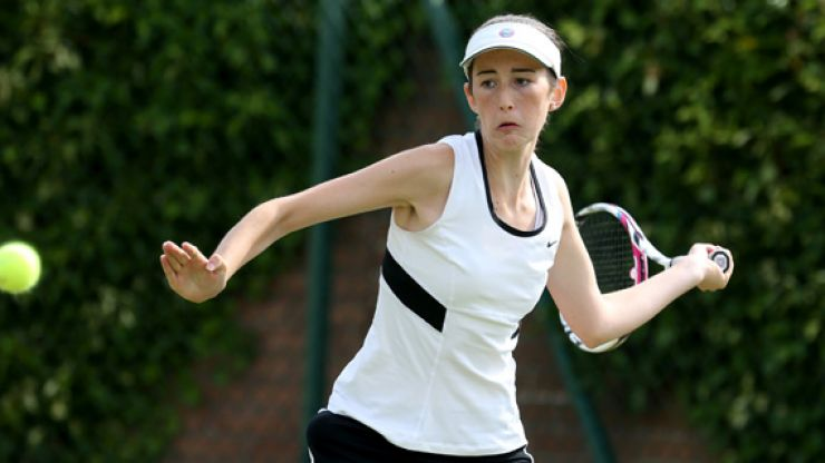 Brilliant news as Irish teen Georgia Drummy creates history at Australian Open