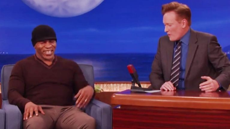 VIDEO: Mike Tyson has some biblical advice for Ronda Rousey