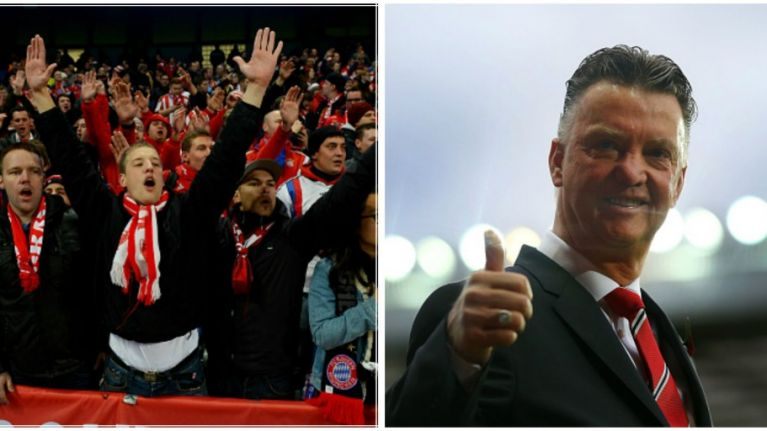 Is Manchester United's Old Trafford play list sending Louis van Gaal a coded message?