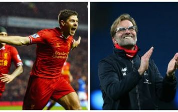 Jurgen Klopp confirms Steven Gerrard to take managerial role at Liverpool