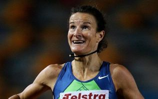 Sonia O'Sullivan in line for two gold medals after Chinese doping scandal