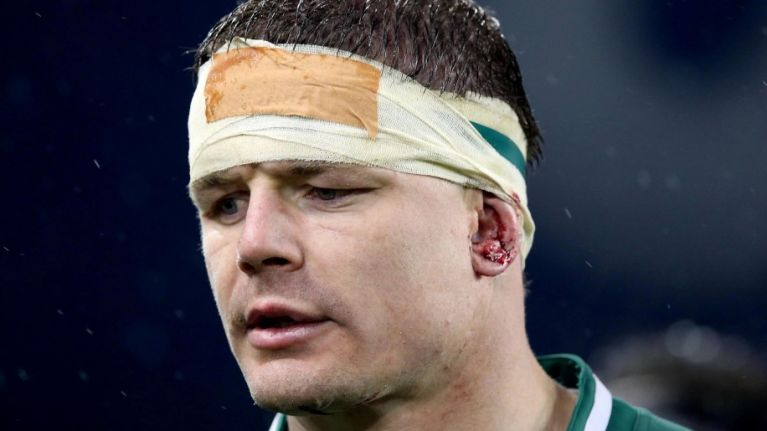 """Fear of """"slowing down a bit"""" in retirement led Brian O'Driscoll to undergo brain tests"""