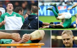 Going, going, gone - Ireland's Six Nations 2016 injury list