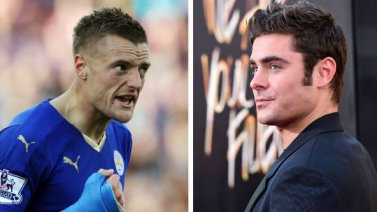 Hollywood movie about Jamie Vardy appears to be one step closer
