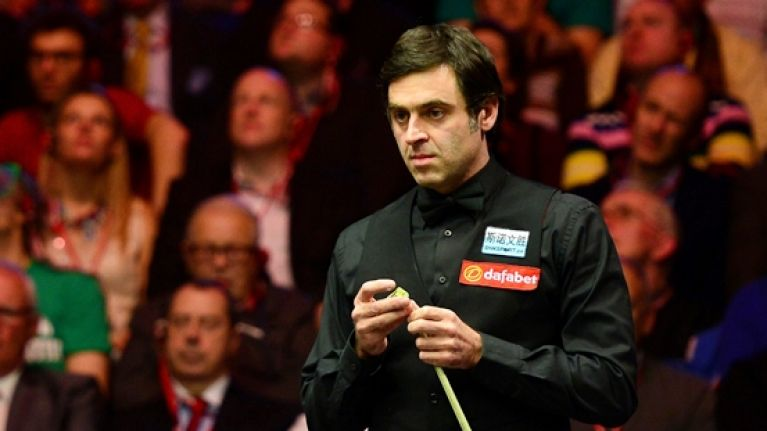 Video: Ronnie O'Sullivan sabotages his own 147 break in protest over bonus prize