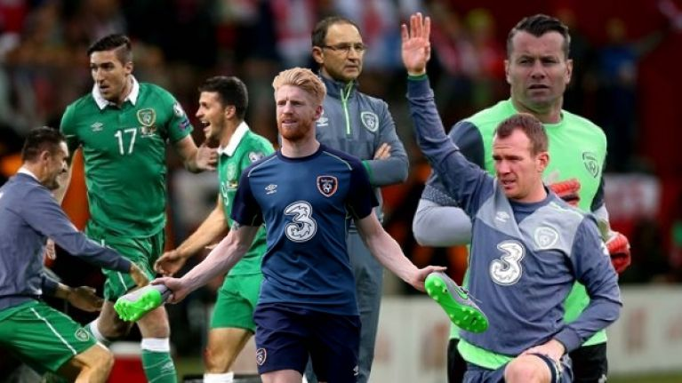 On current form, Paul McShane makes the starting team: Power ranking Ireland's Euro 2016 hopefuls