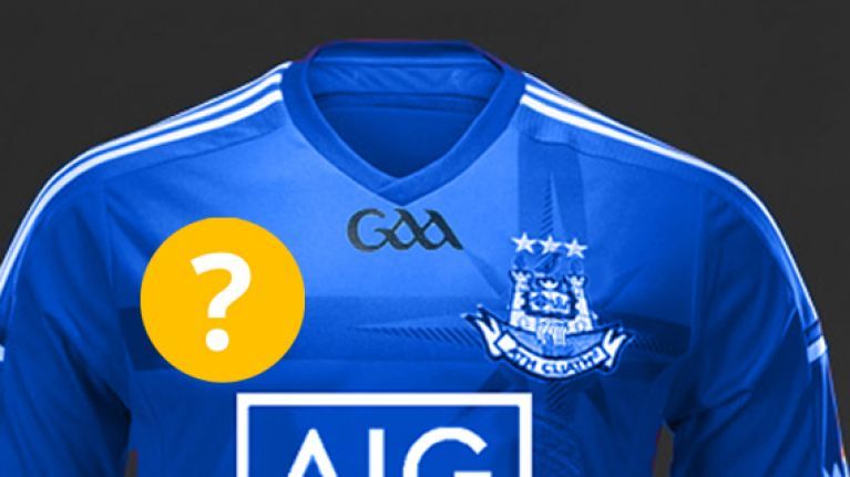 What Dublin GAA's new jersey could have looked like if they had opted to leave O'Neills