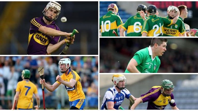 Six players to watch in this year's Allianz Hurling League Division 1B