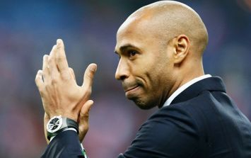 Thierry Henry likely to join Arsenal's new-look coaching staff