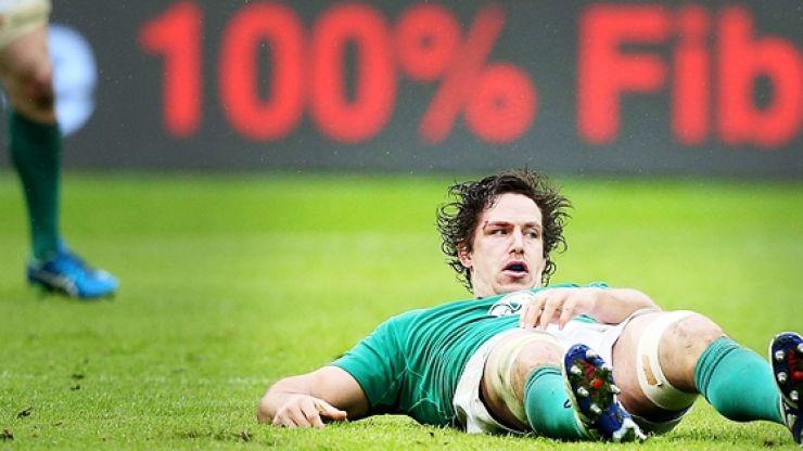 Battered Mike McCarthy sends inspiring message to Irish team ahead of Twickenham showdown