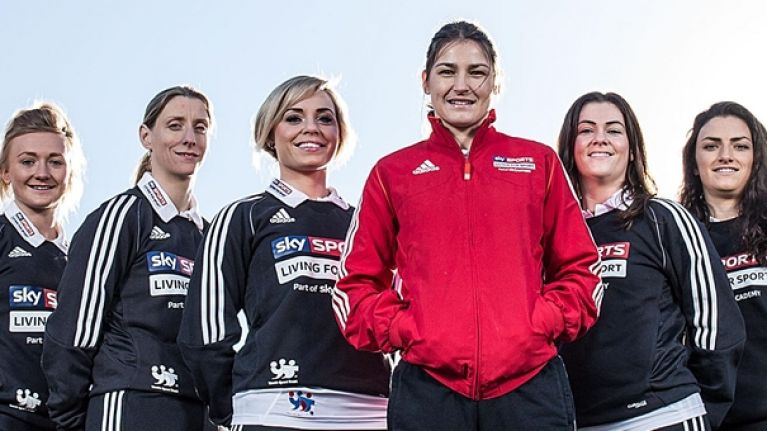 """Female sportspeople need female role models"""