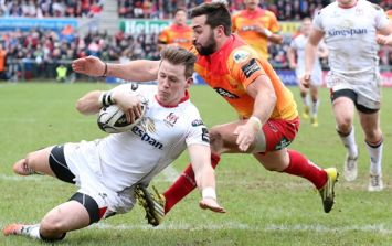 Videos: Ulster bring the glitz but Scarlets take the glory at Ravenhill