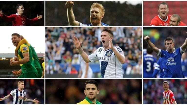 Ranking the Ireland squad based on their YouTube highlights reel