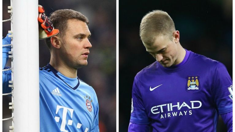 REPORTS: Pep Guardiola contemplating a very impressive replacement for Joe Hart
