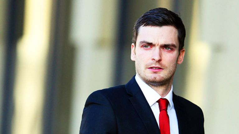 Adam Johnson removed from Football Manager and Pro Evo games