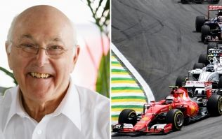 Go! Go! Go! Murray Walker is back as Channel 4 unveils its team for F1 season