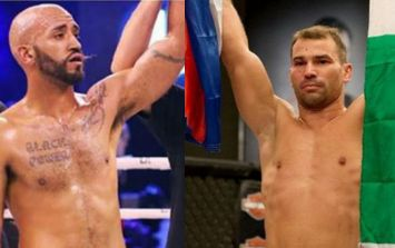Guy who UFC signed to lose wants Artem Lobov next
