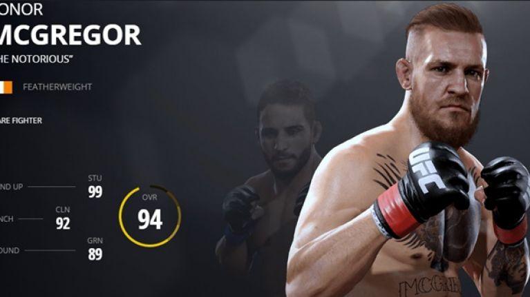 a6f7702e5 Ten dream match-ups for Conor McGregor on EA SPORTS UFC 2