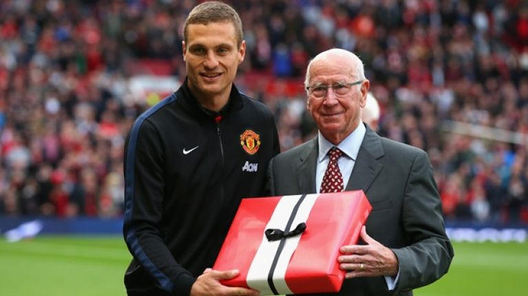 Nemanja Vidic admits that it is a dream of his to manage Manchester United