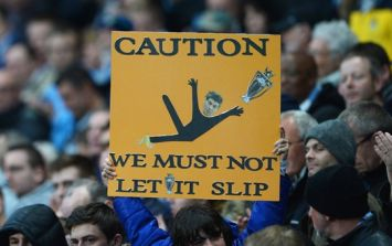 Liverpool fans will not appreciate how these Evertonians celebrate anniversary of Steven Gerrard's slip