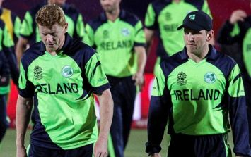 WATCH: Stunning catch and soccer skills send Ireland's cricketers home winless from India