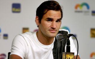 Roger Federer makes startling drug testing revelation