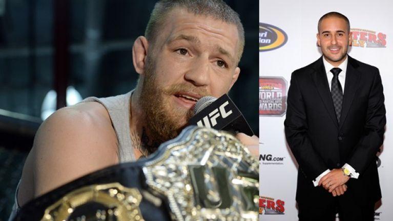 WATCH: UFC commentator Jon Ani...