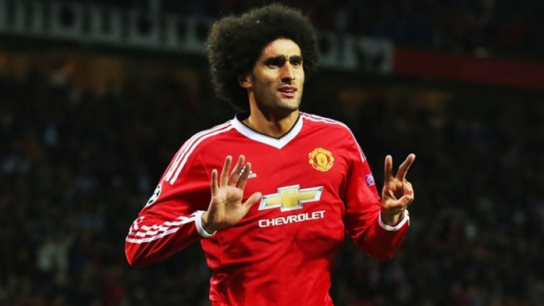 Manchester United's reported new signing is (predictably) being likened to Marouane Fellaini