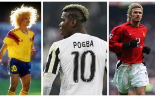 Five potential new Paul Pogba hairdos, inspired by footballers of the past