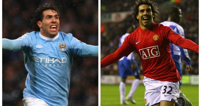 Carlos Tevez reveals why he swapped Manchester United for ...