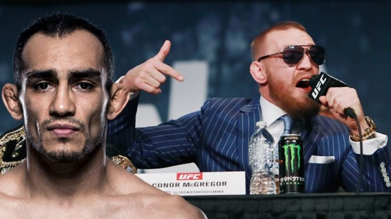 Tony Ferguson agrees with Conor McGregor on one trend in the UFC