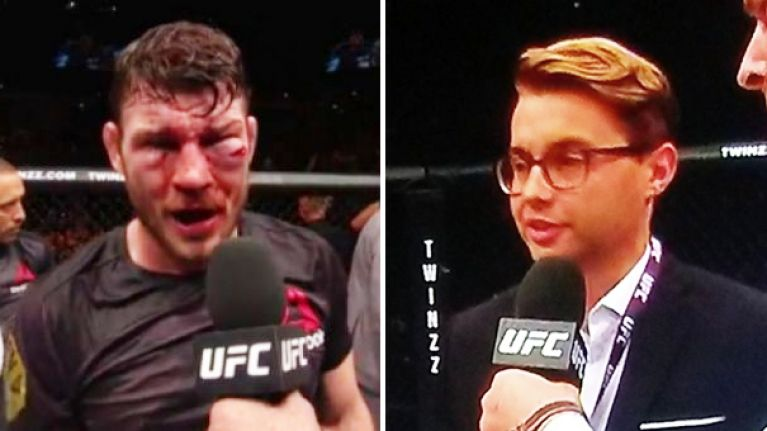 People think the multilingual UFC 204 translator deserves Performance of the Night