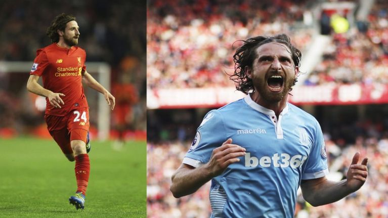 Joe Allen's cult-hero status at Liverpool just got smashed into tiny, tiny pieces