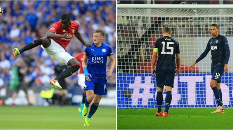 Supporters are not the only ones comparing Eric Bailly to Manchester United great Nemanja Vidic