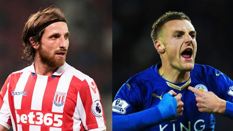 Jamie Vardy's record is under threat from free-scoring Joe Allen
