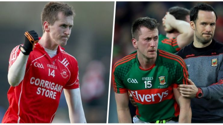 You want a statement? Cillian O'Connor will make a bloody statement