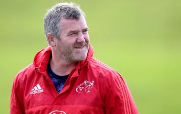Anthony Foley inducted into hall of fame while Keith Earls wins player of the year