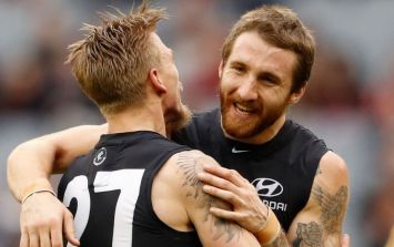 Fans pay tribute as Zach Tuohy makes potentially career-defining swap