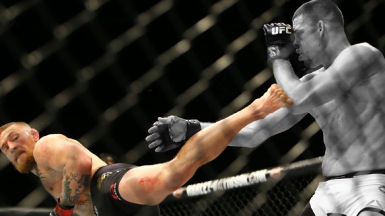 Firas Zahabi believes Conor McGregor using flashy kicks against Eddie Alvarez could be a recipe for disaster