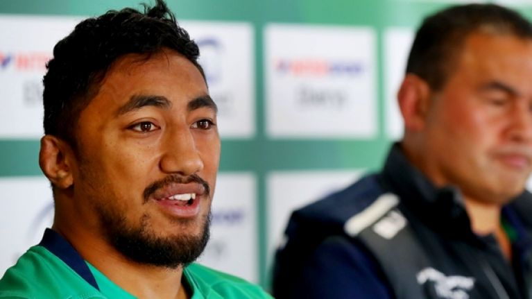 Pat Lam confirms courageous Bundee Aki's commitment to the Connacht cause