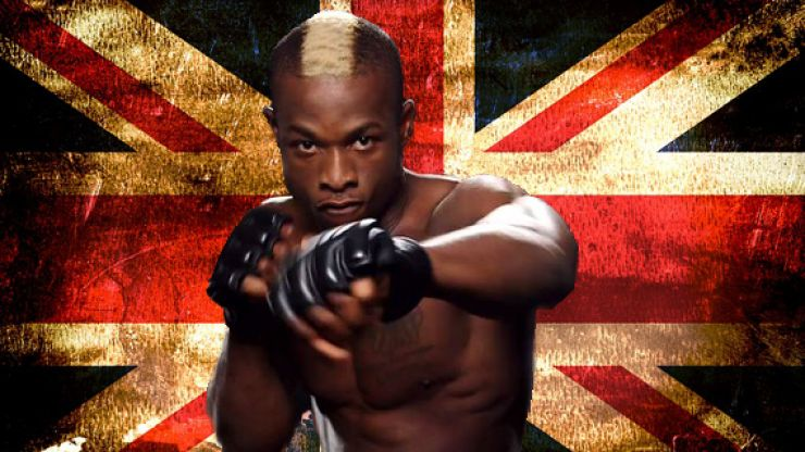 EXCLUSIVE: Marc Diakiese ready to let the boos fuel his aggression for sophomore UFC fight