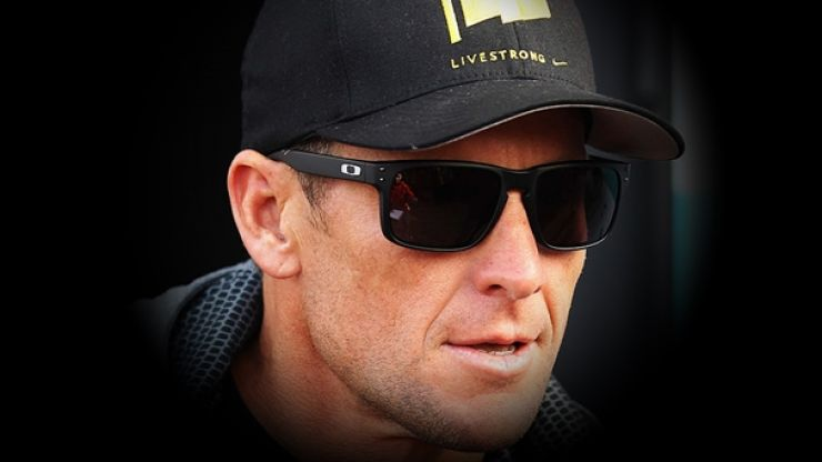 It turns out Lance Armstrong might not be as reliable as his word and Irish people are fuming