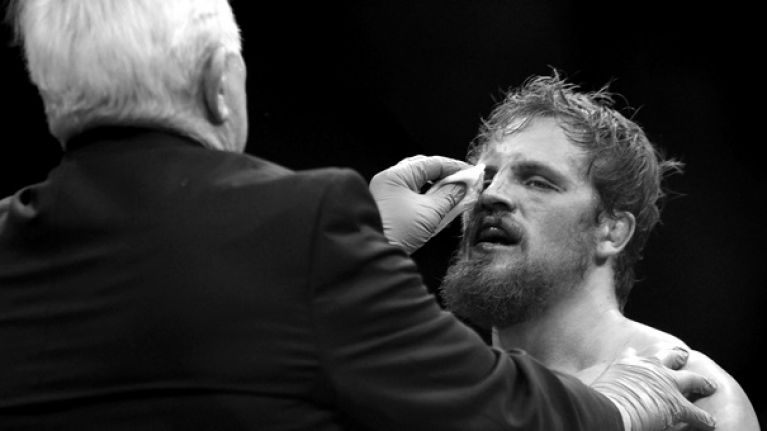 UFC Belfast loses main event as SBG's Gunnar Nelson suffers injury