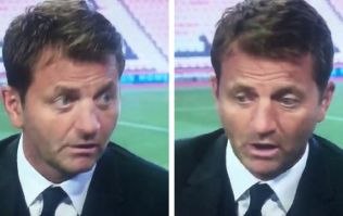"WATCH: Tim Sherwood said ""arse"" live on Sky Sports and then panicked so much he couldn't speak"